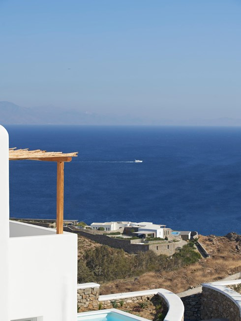 Katikies Villas Mykonos One Bedroom Villa 2
